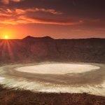 Al Wahbah Crater