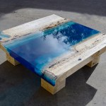 Coffee Table Captures the Striking Beauty of Blue Lagoon