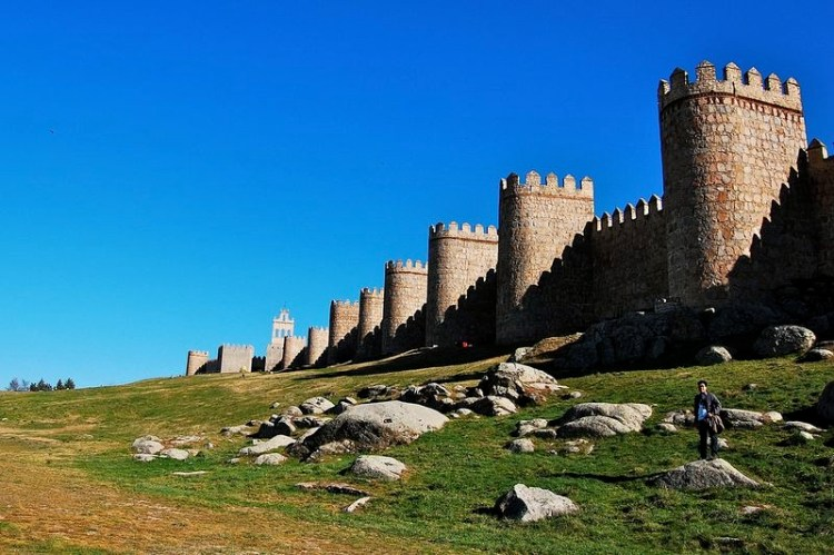 "Ávila has been called the ""finest medieval remnant in Spain"" and is a noteworthy tourist center."