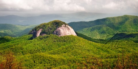Moreover, Looking Glass Rock is a favorite place for birders, and prime nesting location of endangered peregrine falcon.