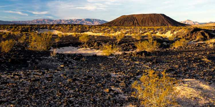 Amboy Crater is National Natural Landmark was designated in May 1973.