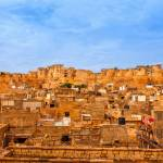 The Jaisalmer Fort of Rajasthan
