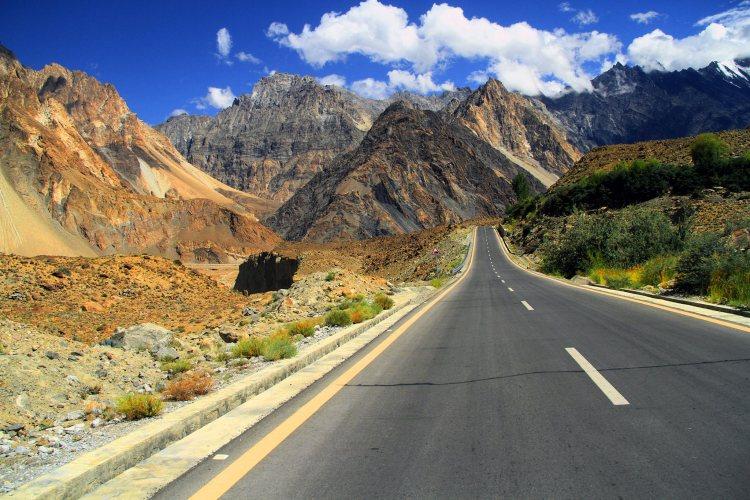 The region includes some of the world's largest glaciers like the Baltoro Glacier, Nanga Perhbat and K2.