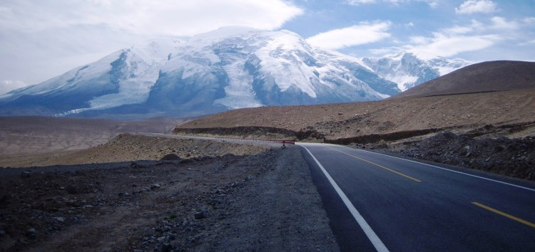 Five of the Eight-thousanders, mountains taller than 8,000 metres of the world that are in Pakistan are accessible by the highway.