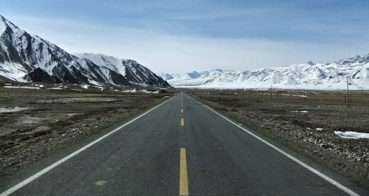 It's considered as one of the world's hardest alpine climbs. In Pakistan it is known as KKH while in China it is known as China National Highway 314.