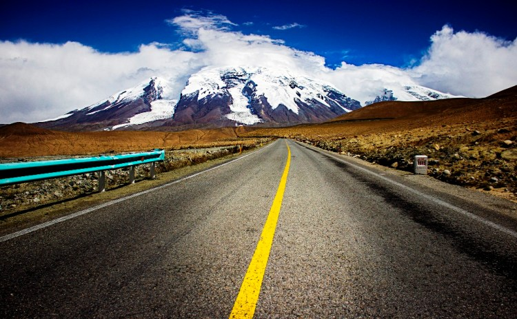 Pakistan and China has strong friendship relations from last 65 years or so, hence the KKH is also known as Friendship Highway between two neighboring countries.