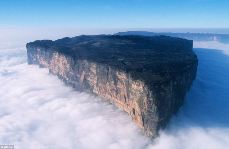 Standing at more than 9,200 feet high, Roraima is sacred ground for the Pemons and a spiritual symbol for many other Venezuelans