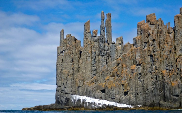 The beautiful columnar rocks are not uncommon, as hundreds of recognized localities throughout the world where you can find them. Moreover, some of these locations are very famous such as The Giant's Causeway in Ireland, The Devil's Tower in Wyoming, Los Organos in Spain, and Fingal's Cave in Scotland.