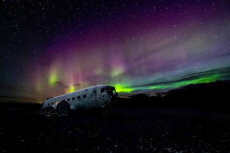 Solheimasandur plane wreck Photo Thomas Tucker