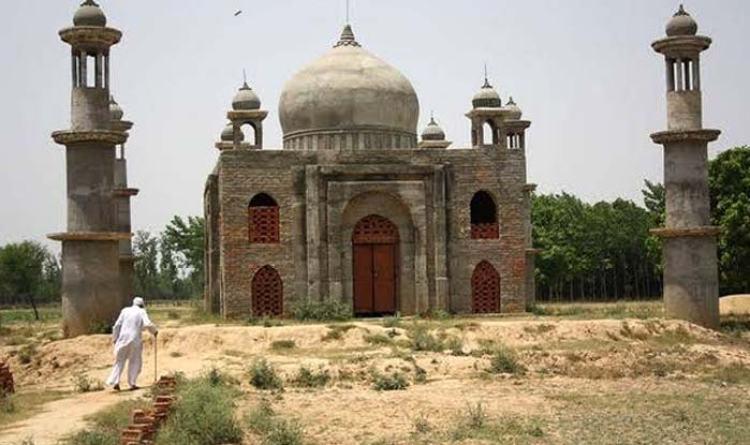 Mini Taj Mahal in Uttar Pradesh