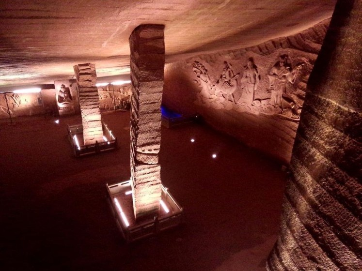 Longyou caves is located near the village of Shiyan Beicun in Zhejiang province, is an extensive, magnificent and rare ancient underground world considered in China are an enduring mystery that have perplexed experts from every discipline that has examined them.