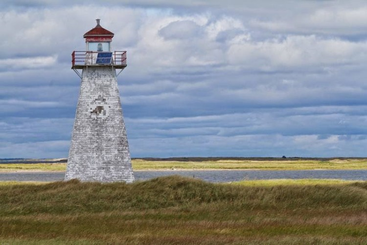 Moreover, a lighthouse on the southern extremity of Buctouche sand bar was put in operation in 1902. Image credit Peter Gadd