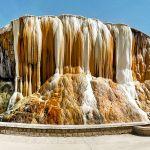 Hammam Maskhoutine Springs in Algeria