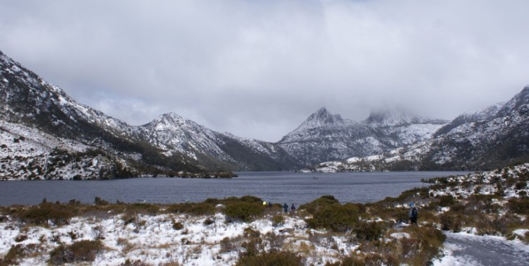 The walk at Dove Lake is one of the most glorious walks in Tasmania and indeed in the world. Braved the rain and snow with two little ones in the middle of winter, and worth every step is.