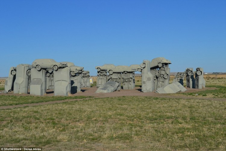 Carhenge is used often in popular culture, and makes appearances in film, popular music, television programs and commercials.