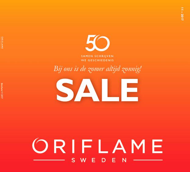 Oriflame brochure 11-2017