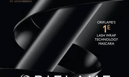 Oriflame brochure 12-2017
