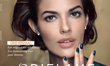 Oriflame brochure 14-2017