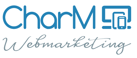 CharM Webmarketing logo