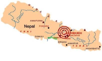 Nepal Map1