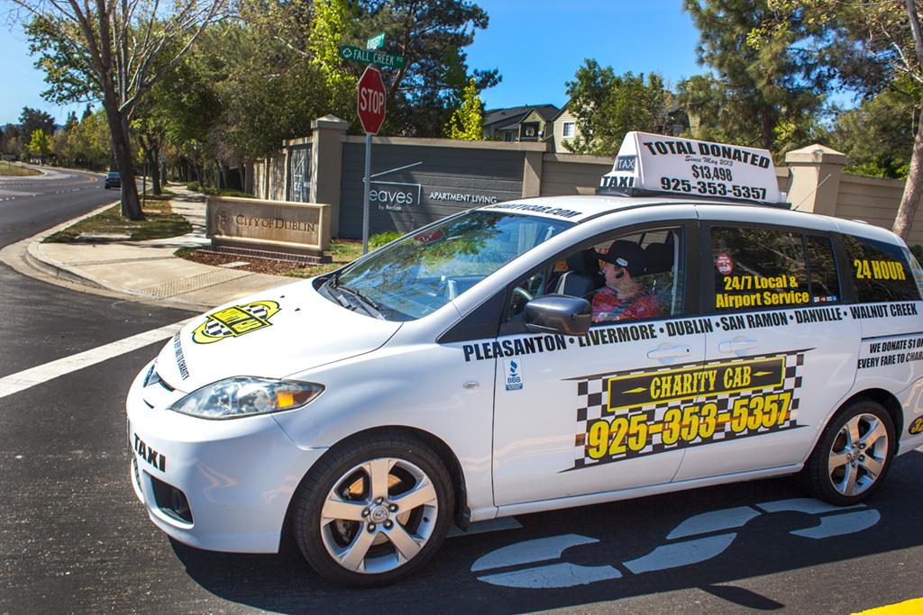 Charity Cab Taxi Servicing Dublin
