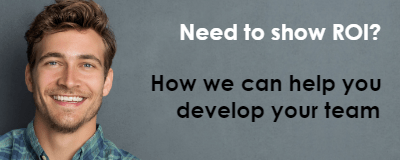 Looking to develop your team and demonstrate ROI? Here's how we can help!