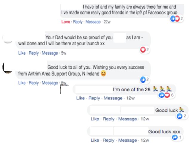 Good luck messages APF