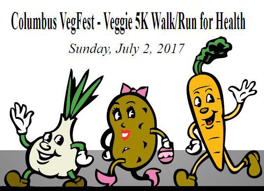 Veggie 5K Walk Run For Health
