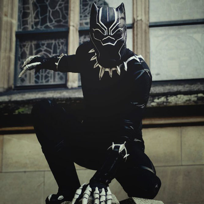 Superhelden: Black Panther