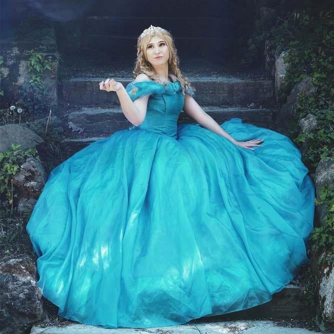 Cinderella by Mokko