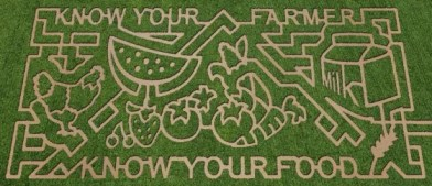 Know Your Farmer, Know Your Food