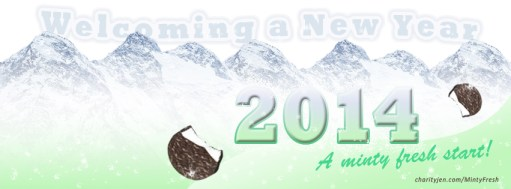 2014: A Minty Fresh Start