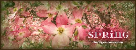 Spring Dogwood Banner