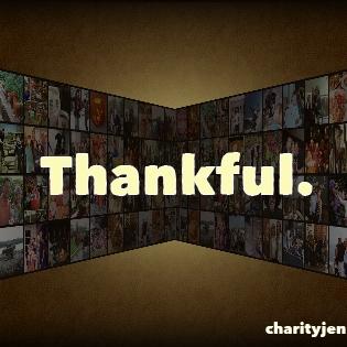 Being Thankful 2014