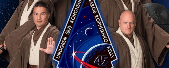Expedition 45 Crew Poster