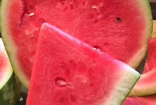 Watermelon: A Fourth of July Tradition