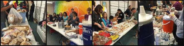Oak City Outreach Center Lunch Service Begins