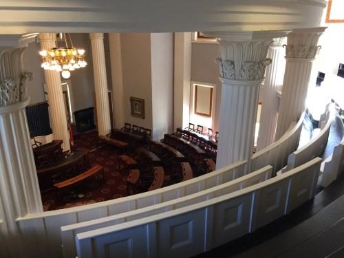 House of Representatives Public Galleries, 3rd Floor