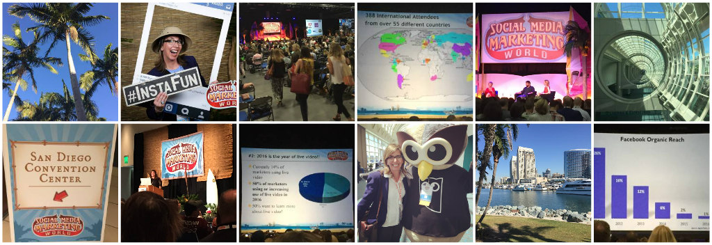 Read more about the article Social Media Marketing World Recap