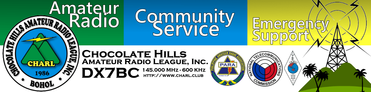 Chocolate Hills Amateur Radio League, Inc.