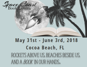 Space Coast Book Lovers Event