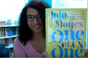 Book Chat: One Plus One by Jojo Moyes