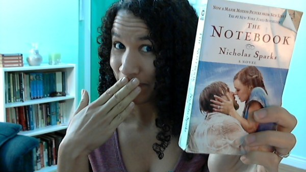 The Notebook by Nicholas Sparks book review