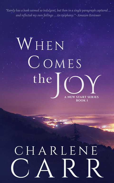 when comes the joy charlene carr