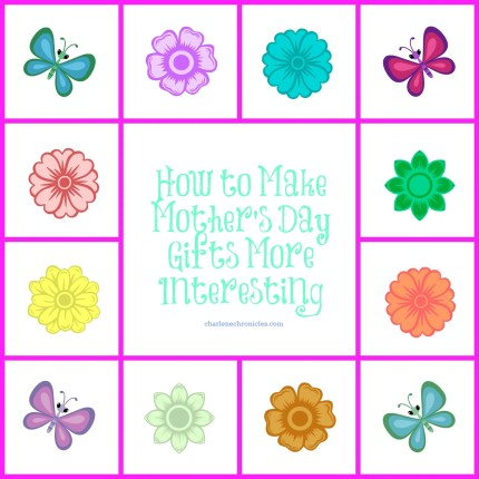 creative mother's day gifts