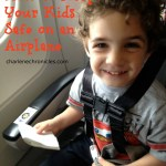 Toddler Seat Belt for Airplanes | The CARES® Airplane Safety Harness for Kids