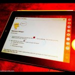 Blogging on the iPad