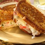 Crab and Cheese Sandwiches