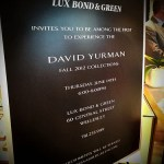 David Yurman Collection at Lux Bond and Green