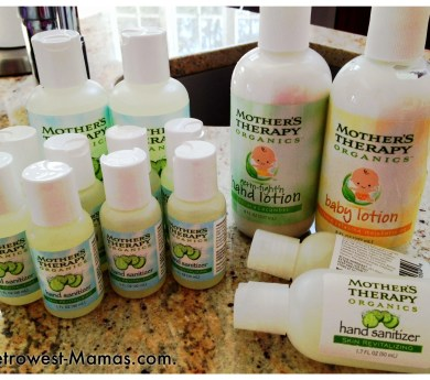 natural hand sanitizer